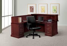Receptionist Desk Furniture Decor Office Furniture Reception Desk With Used Office Reception