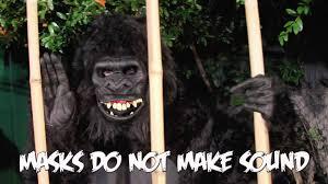goin u0027 ape ani motion mask youtube