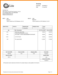 free invoice template pdf format 10 invoices lawyer google apps