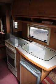 5 Berth Caravan With Awning Swift Celeste 17 5 Cris Reg 2004 5 Berth Caravan Full Awning