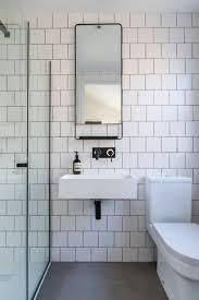 bathroom black and white bathroom industrial luxe industrial