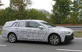 opel insignia sports tourer buick regal wagon previewed in opel insignia sports tourer spy