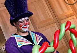 rent a clown nyc ny birthday clowns painters partie entertainment