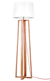 Modern Floor Lamps by Modern Wood Floor Lamp Wb Designs