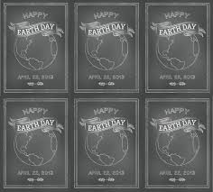 printables free earth day tags see vanessa craft