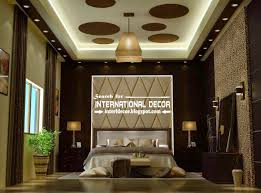 Classic Dining Room With Luxury Modern Pop Ceiling Interior - Fall ceiling designs for bedrooms