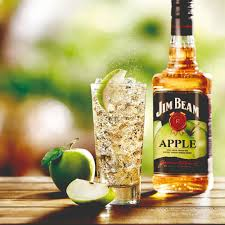 apple martini mix jim beam drinks bourbon mixed cocktail recipes
