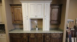 How To Distress White Kitchen Cabinets Diy Distressed Cabinets In Only 9 Steps Capital Mark Granite