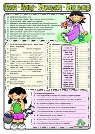 76 free esl countable and uncountable nouns worksheets for