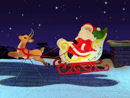 santa sleigh outdoor decorations decorations