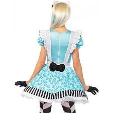 plus size hello kitty halloween costume hello kitty aice in wonderland costume for women womens cosplay