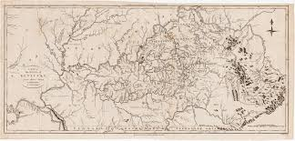 Map Of Tennessee And Kentucky by An Excellent Early Map Of Kentucky Rare U0026 Antique Maps