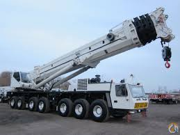 gmk7550 550 ton all terrain crane crane for sale in new york new