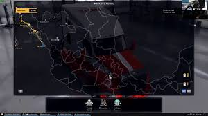 Culiacan Mexico Map by Viva Mexico Map 2 3 Sinaloa American Truck Simulator Youtube