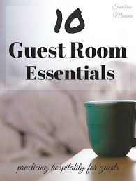 Guest Bedroom Essentials - best 25 guest room essentials ideas on pinterest guest rooms