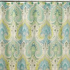 Saffron Curtains Ds Bath Medina Saffron Shower Curtain Mildew Resistant Fabric