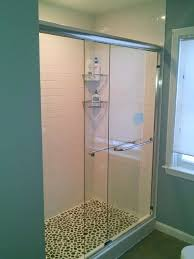 basco shower door reviews basco sliding infinity door upgrade nh bath builders