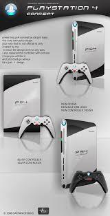 playstation 4 design more playstation 4 concept designs