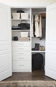 Best Closet Design Ideas Bedroom Closet Store Top Of Closet Organizer Built In Closet