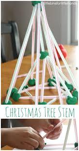christmas stem ideas engineering christmas trees tree stem play