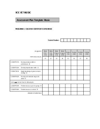 assessment plan template business continuity plan risk