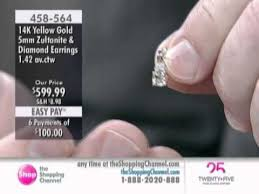 5mm diamond 14k yellow gold 5mm zultanite diamond earrings at the shopping