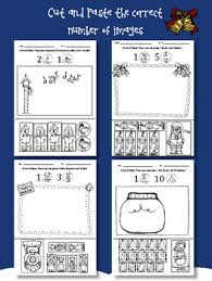 math worksheets and math word problems kindergarten and first grade