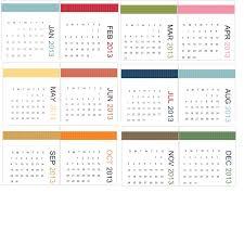 julie makes cards 2013 printable cd calendar