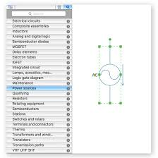 drawing electrical diagrams conceptdraw helpdesk