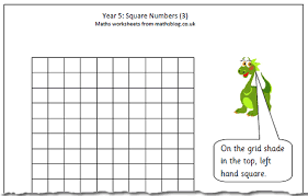 year 5 maths worksheets square numbers 3 maths blog
