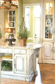Oak Kitchen Cabinets For Sale Weathered Oak Kitchen Cabinets Distressed Painting Fried