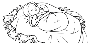 fancy baby jesus coloring pages 78 about remodel line drawings
