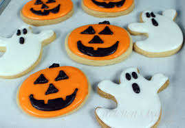 Decorated Halloween Sugar Cookies by Halloween Archives Gretchen U0027s Bakery