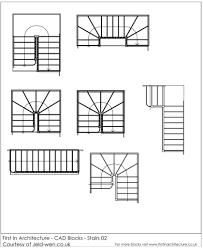 Autocad For Kitchen Design Fia Cad Blocks Stairs 02 U2026 Pinteres U2026