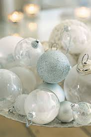 Country Decorations For The Home by White Christmas Decorations Decorating Ideas