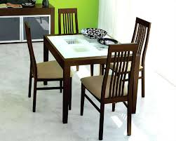 Expandable Dining Room Tables Modern by Frosted Glass Top Dining Table Glass Top Dining Sets Glass Dining