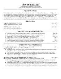 Resume Editing Editing Resume Coinfetti Co