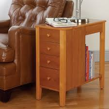 tall table with storage incredible cherry end tables with drawers no room for a table table