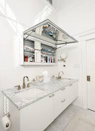 modern medicine cabinet bathroom contemporary with clerestory