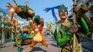 activities attractions characters parade disneyland paris