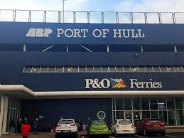 Hull Ferry Port Car Parking I Went On A Cruise To Amsterdam For 30 This Is What I