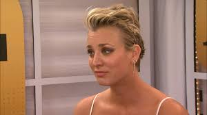 sweeting kaley cuoco new haircut kaley cuoco sweeting on forgetting husband at people s choice i