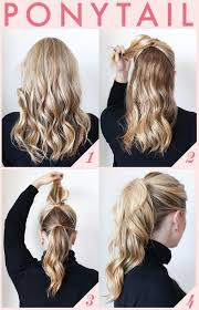 5 minute office friendly hairstyles office hairstyles high