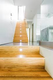 lighting for stairwell allows the staircase incredibly beautiful