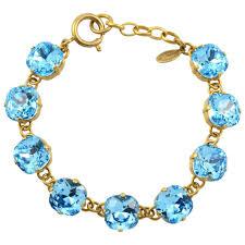 tennis blue bracelet images Catherine popesco round bracelet blue 1696g aqu en reverie jpg