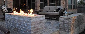 Diy Natural Gas Fire Pit by Modern Ideas Rectangular Gas Fire Pit Astonishing Amazoncom Real