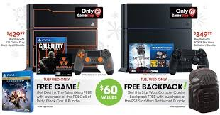 best black friday ps4 deals uncharted 4 gamestop announces pre black friday sales event check out all