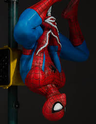 spider man collectors gallery statue collectible gentle giant