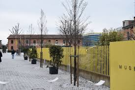 enzo ferrari museum inside modena u0027s museum dedicated to enzo ferrari
