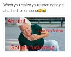 Catching Feelings Meme - funniest memes when you start catching feelings peter